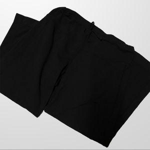 LULULEMON / wide leg crop with pocket 6